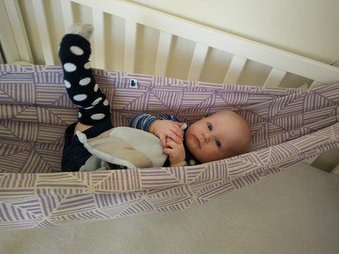 baby hammock woven wrap cot