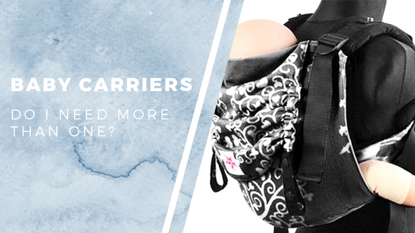 how many baby carriers
