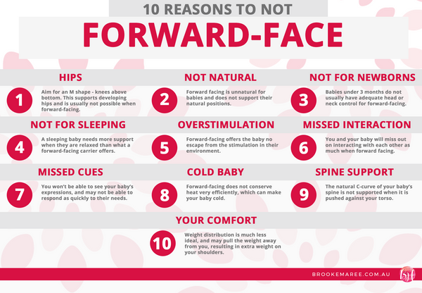 forward facing infographic