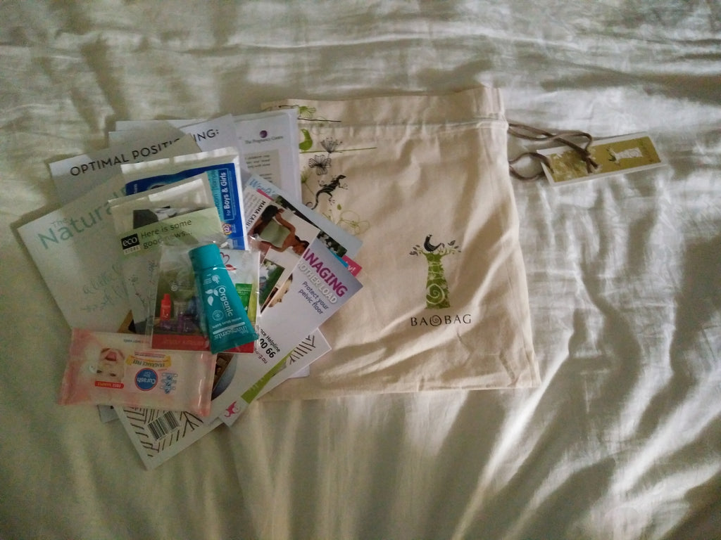 Kangatraining welcome pack