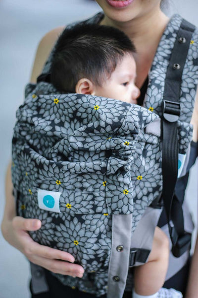 Soul Slings - AnoonA Full Buckle Baby Carrier - Grace ...