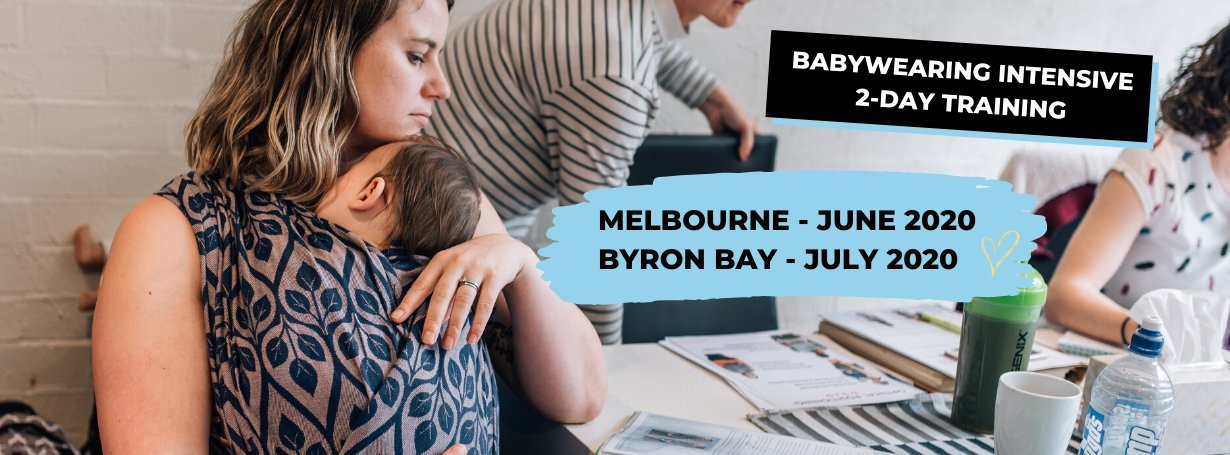 Brooke Maree Babywearing consultant Brisbane online course