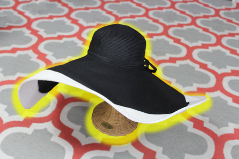 caafe90c How to Fix Bends & Creases on Wide Brim Sun Hats - sungrubbies.com