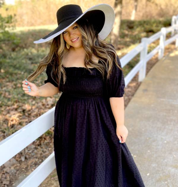 Floppy Big Hat For Women With Big Heads