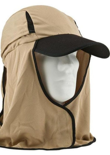 Kalahari Face Cover & Neck Protection UPF 50+