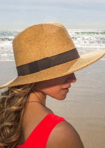 Stevie Fedora Hat For Women Brown