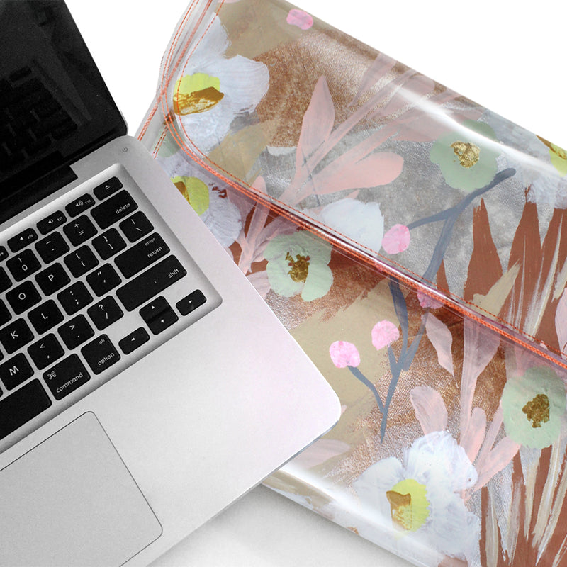 "plumeria | laptop 15"" slim fit"