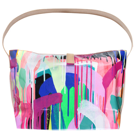 born this way | bucket tote