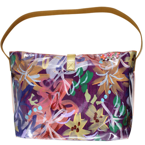 elderberry | bucket tote