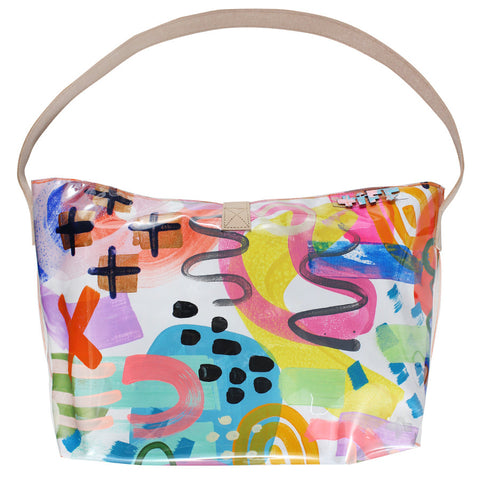 jungle gym | bucket tote