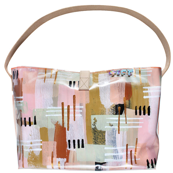 sweet cheeks | bucket tote