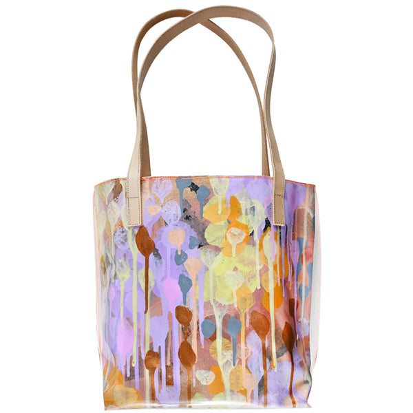 lavender fields | classic tote - Tiff Manuell