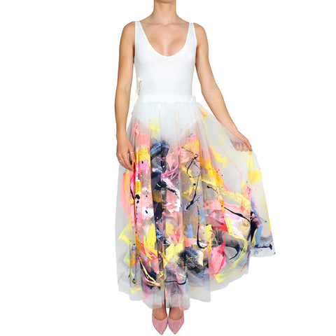 effie | tulle skirt