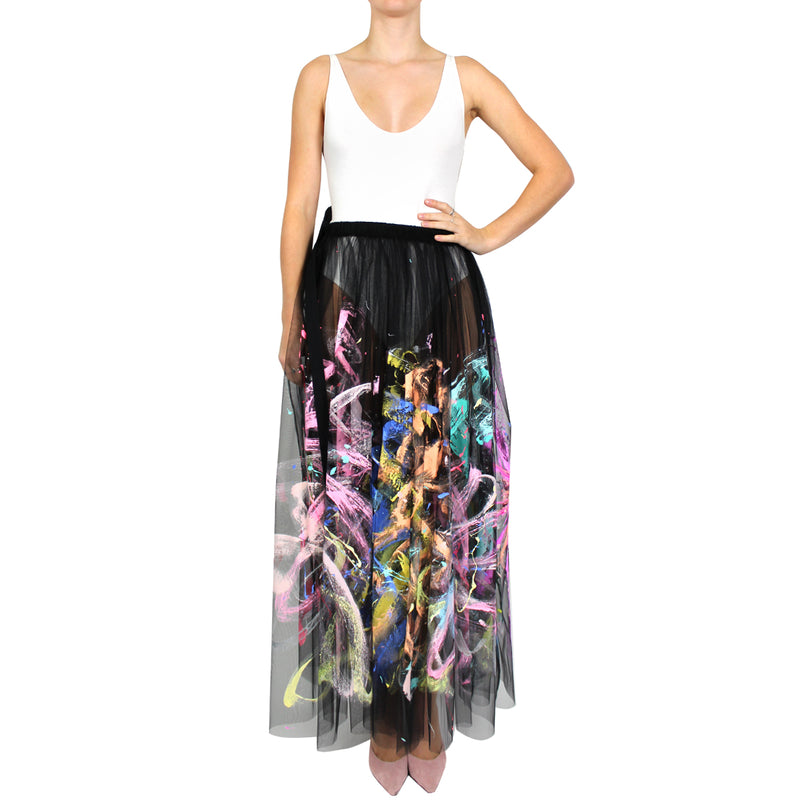 eleanor | tulle skirt - Tiff Manuell