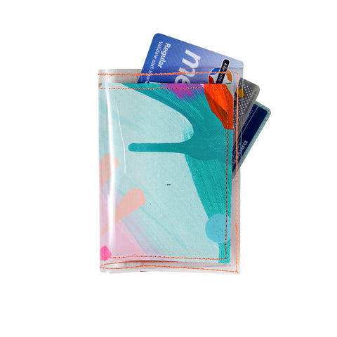 give a little | card wallet