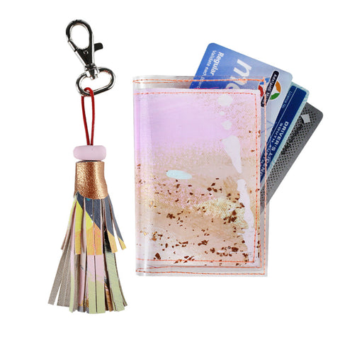 glitter & gloss | cards and keys