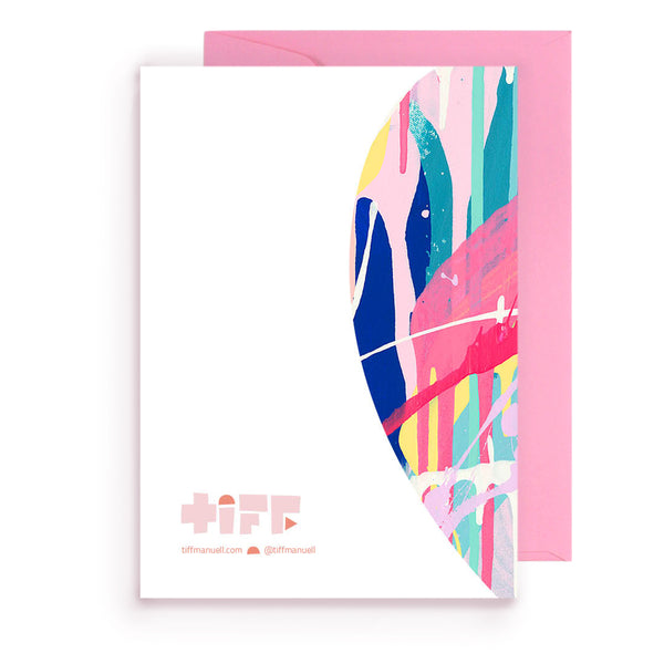 flipside | greeting card - Tiff Manuell