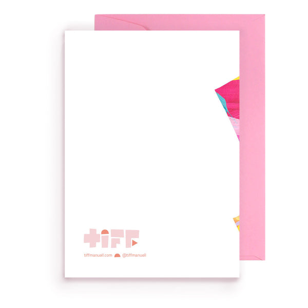 joy | greeting card