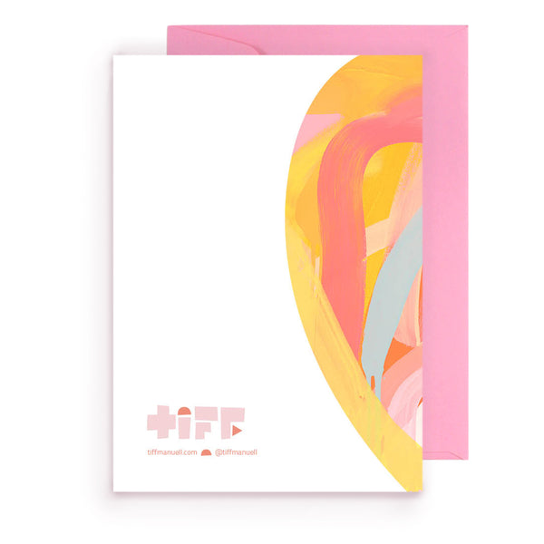 love you | greeting card - Tiff Manuell