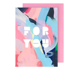 for you | greeting card