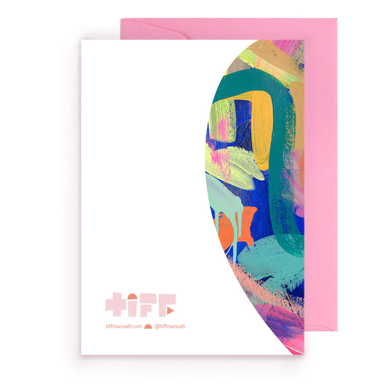 hip hip hooray | greeting card - Tiff Manuell