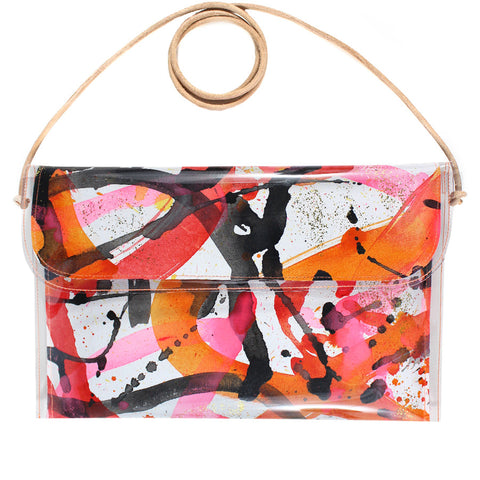 firecracker | large handbag