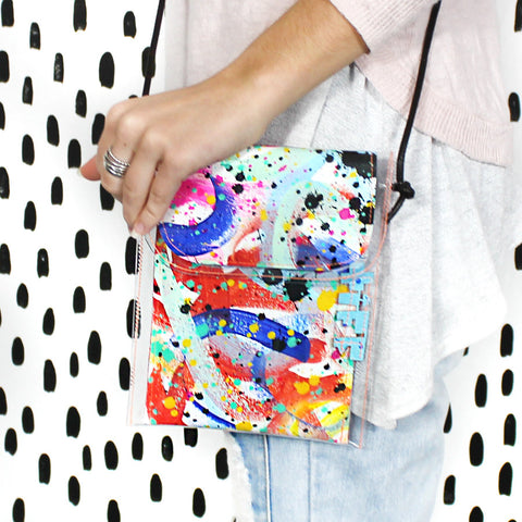full spectrum | mini handbag
