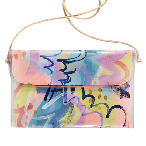 lost in paradise | large handbag