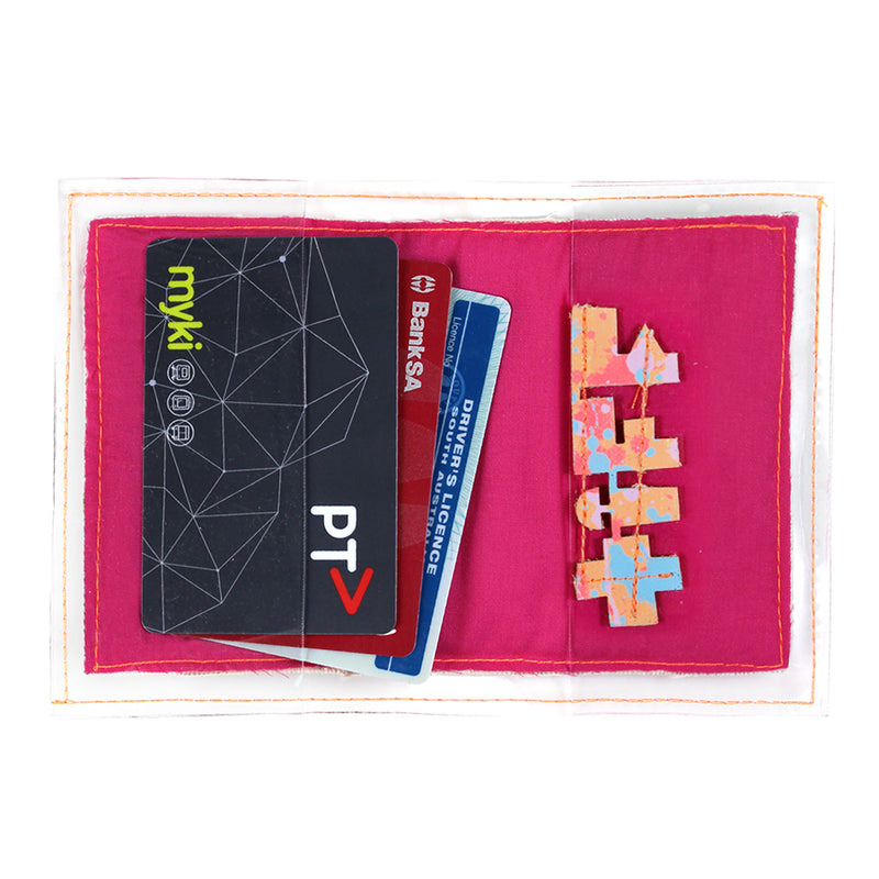 huddle | card wallet