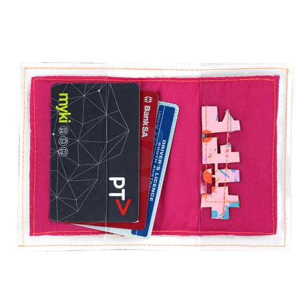 my girl | card wallet