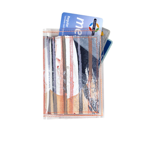 iridescence | card wallet
