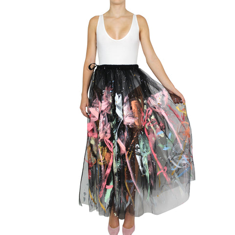 juniper | tulle skirt