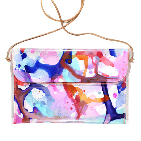 galaxies | large handbag