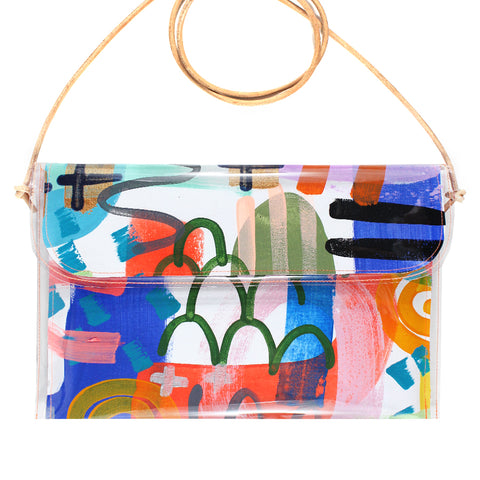 jungle gym | large handbag