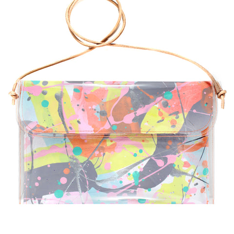 spring fling | large handbag