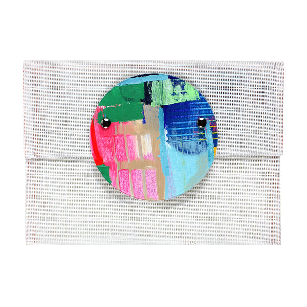 city lights | round perspex