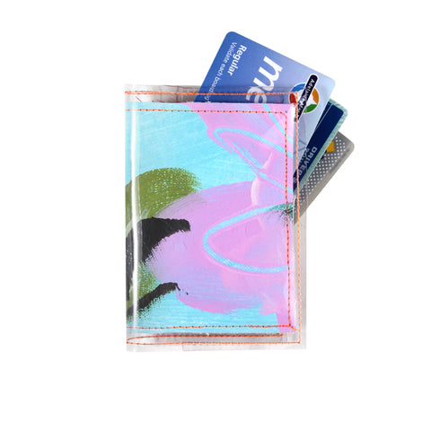 lavender girls | card wallet