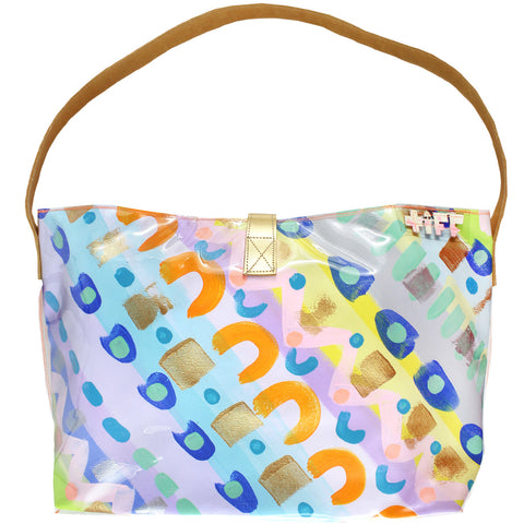 life's a beach | bucket tote