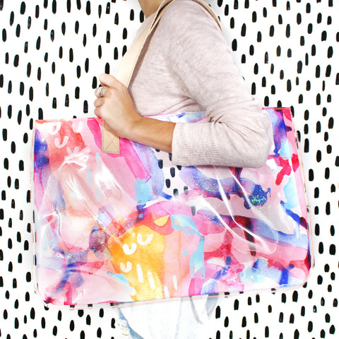 illuminate | long tote