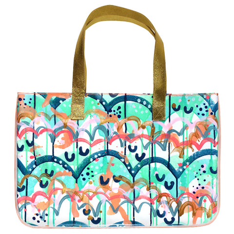 island home | long tote