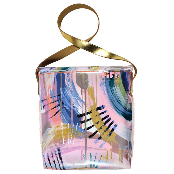 butterfly | messenger bag - Tiff Manuell