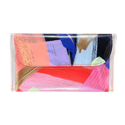 french kiss | card wallet