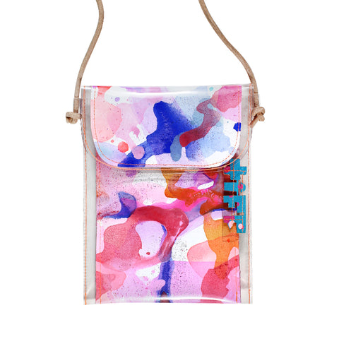 galaxies | mini handbag