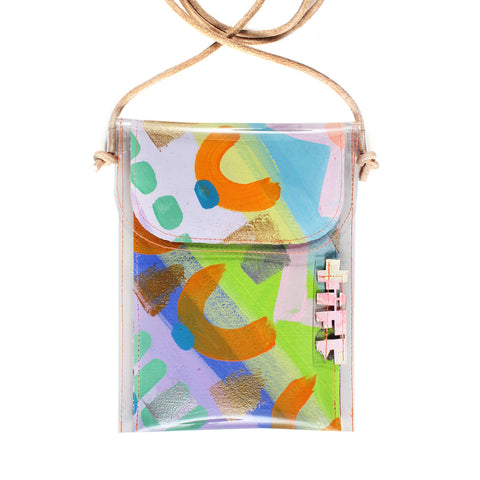 life's a beach | mini handbag