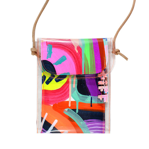 run the world | mini handbag