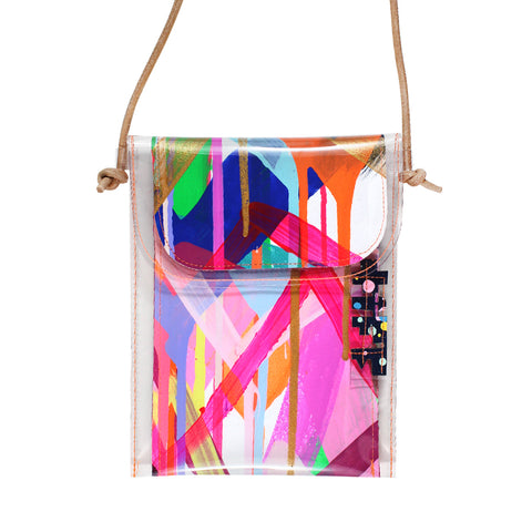 technicolour | mini handbag