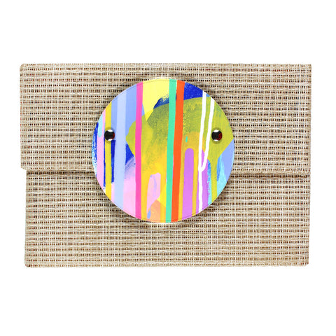 intuition | round perspex