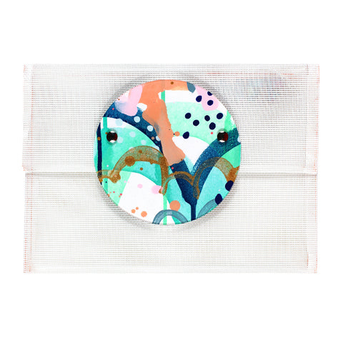island home | round perspex