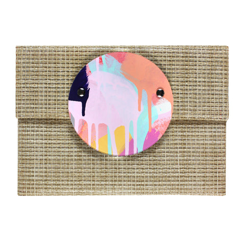 let's be friends | round perspex