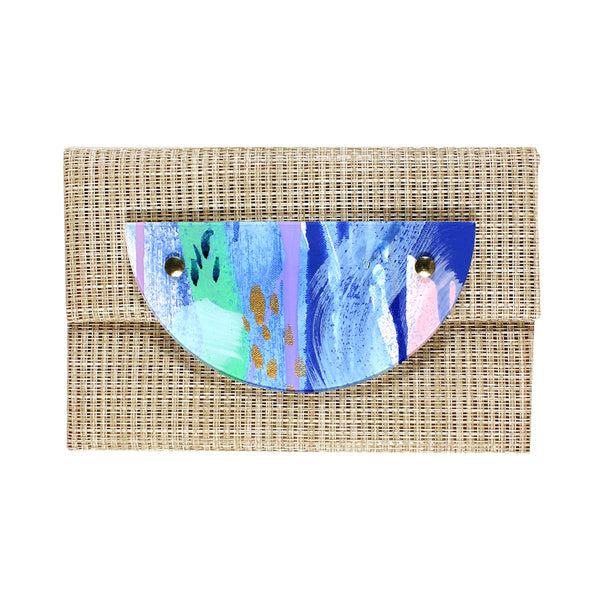 rainfall | small crescent perspex